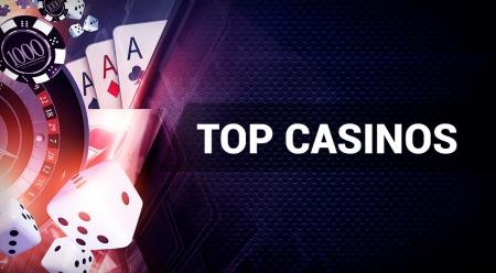 Выбираем лучшее ТОП казино